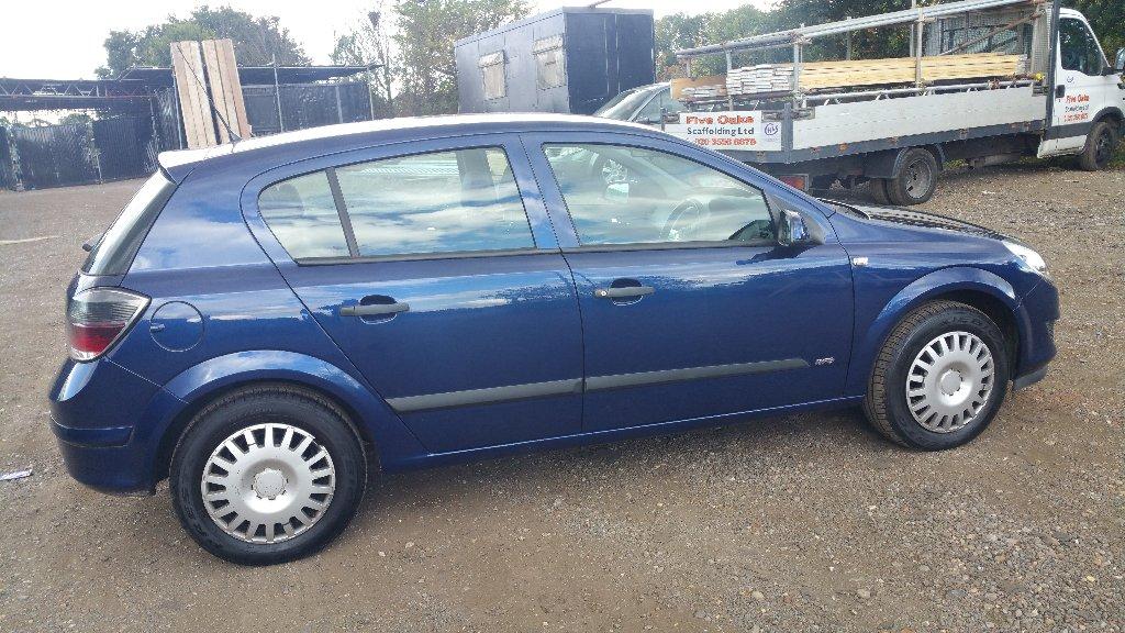 Vauxhall Astra 1.8 i 16v Life 5dr | Auto Hut